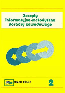Zeszyt informacyjno-metodyczny doradcy zawodowego nr 2