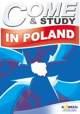 Come and study in Poland